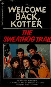 Cover of: The sweathog trail