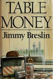 Cover of: Table money