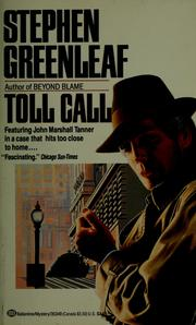 Cover of: Toll call