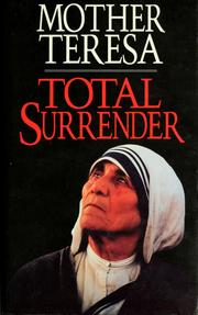 Cover of: Total surrender