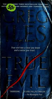 Cover of: True evil