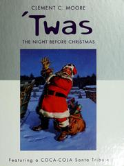Cover of: 'Twas the night before Christmas