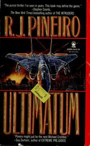 Cover of: Ultimatum