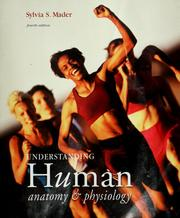 Cover of: Understanding human anatomy & physiology