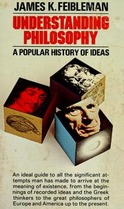 Cover of: Understanding philosophy: a popular history of ideas