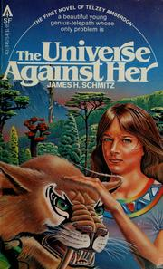 Cover of: The universe against her