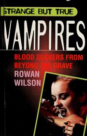 Cover of: Vampires