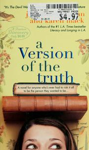 Cover of: A version of the truth