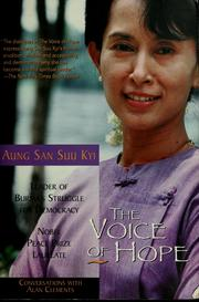 Cover of: The voice of hope