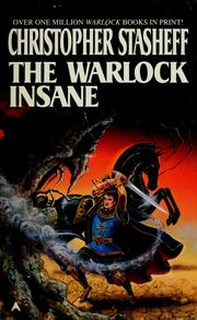 Cover of: The warlock insane