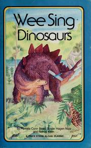Cover of: Wee sing dinosaurs