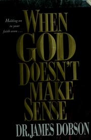 Cover of: When God doesn't make sense