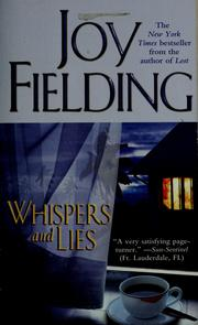 Cover of: Whispers and lies