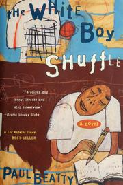 Cover of: The white boy shuffle