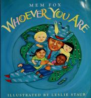 Cover of: Whoever you are