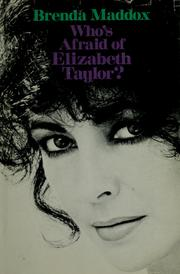 Cover of: Who's afraid of Elizabeth Taylor?