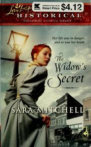 Cover of: The widow's secret