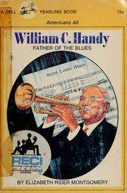 Cover of: William C. Handy: father of the blues