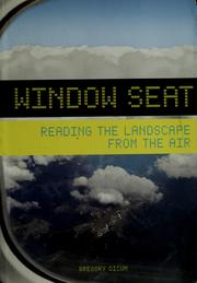 Cover of: Window seat: reading the landscape from the air
