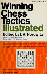 Cover of: Winning chess tactics illustrated