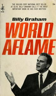 Cover of: World aflame