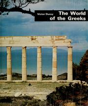 Cover of: The world of the Greeks