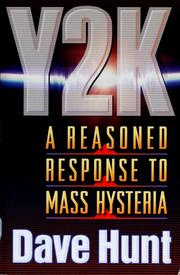 Cover of: Y2K: a reasoned response to mass hysteria