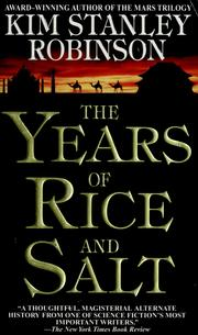 Cover of: The years of rice and salt