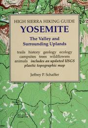 Cover of: Yosemite: the valley and surrounding uplands