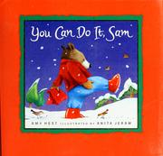 Cover of: You can do it, Sam