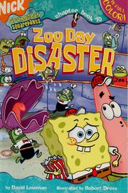 Cover of: Zoo day disaster
