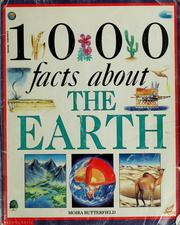 Cover of: 1000 facts about the earth