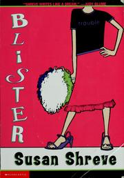 Cover of: Blister