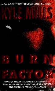 Cover of: Burn factor