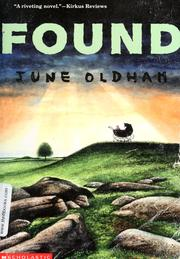Cover of: Found