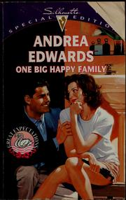 Cover of: One big happy family