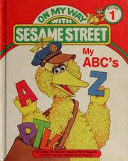 Cover of: On My Way with Sesame Street, Vol. 1