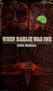 Cover of: When Harlie was one