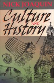 Cover of: Culture and History