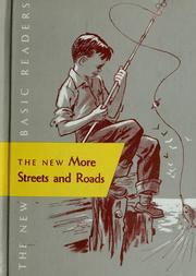 Cover of: The new more streets and roads
