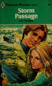 Cover of: Storm passage