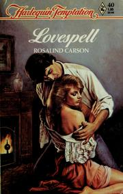 Cover of: Lovespell