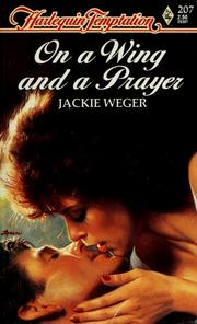 Cover of: On a Wing and a Prayer