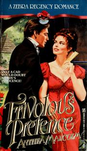 Cover of: Frivolous Pretence
