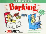 Cover of: Barking