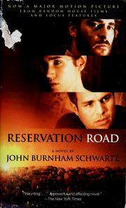 Cover of: Reservation Road