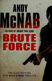 Cover of: Brute force