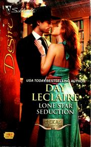 Cover of: Lone star seduction