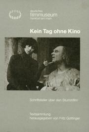 Cover of: Kein Tag ohne Kino
