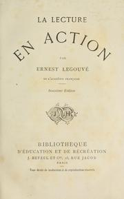 Cover of: La lecture en action